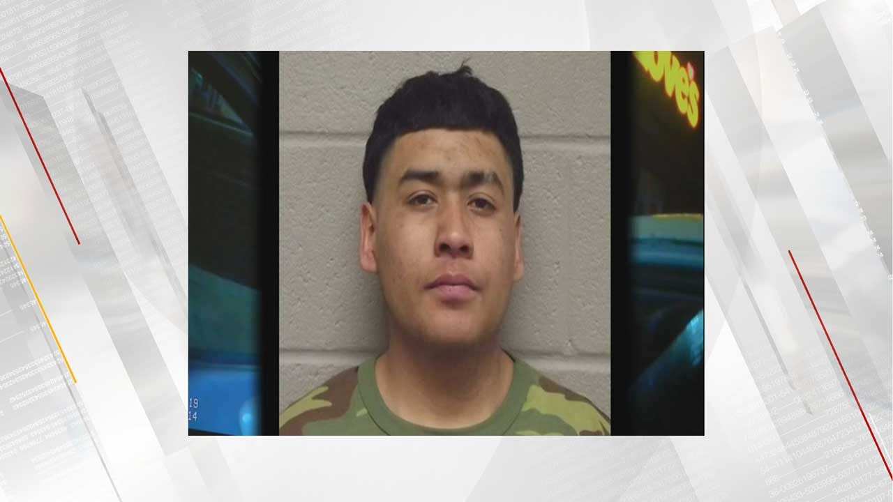 Local Rapper Accused Of Stealing Car And Breaking Into Several Vehicles