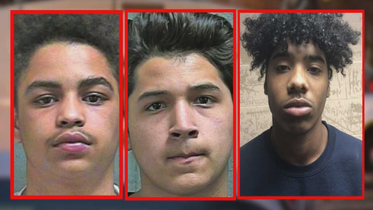 Roommate Of OKC Murder Victim Wants Teen Suspects To 'Pay The Price'