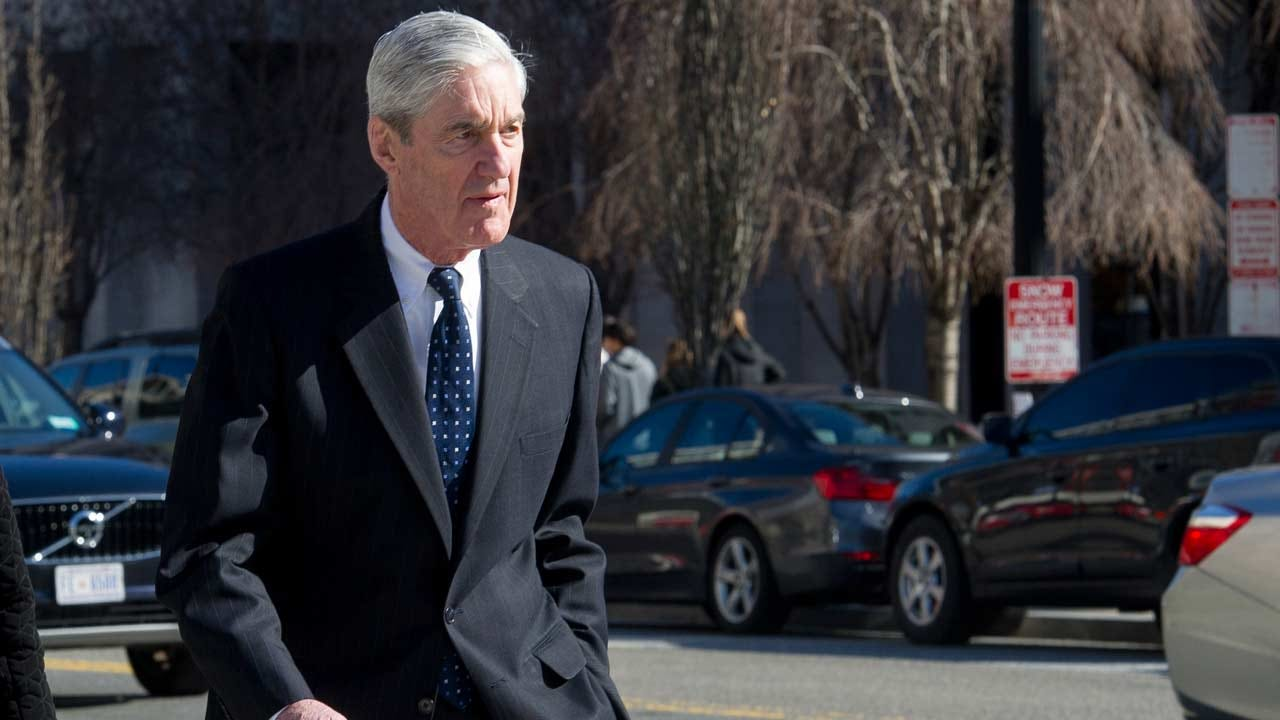 Mueller: I Did Not Clear Trump Of Obstruction Of Justice