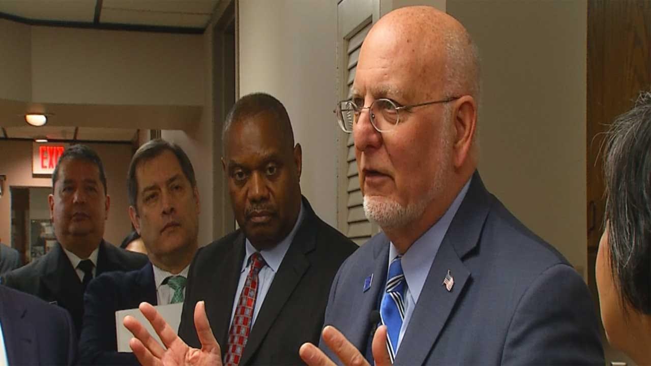 Oklahoma HIV Epidemic In Spotlight As CDC Director Visits OKC