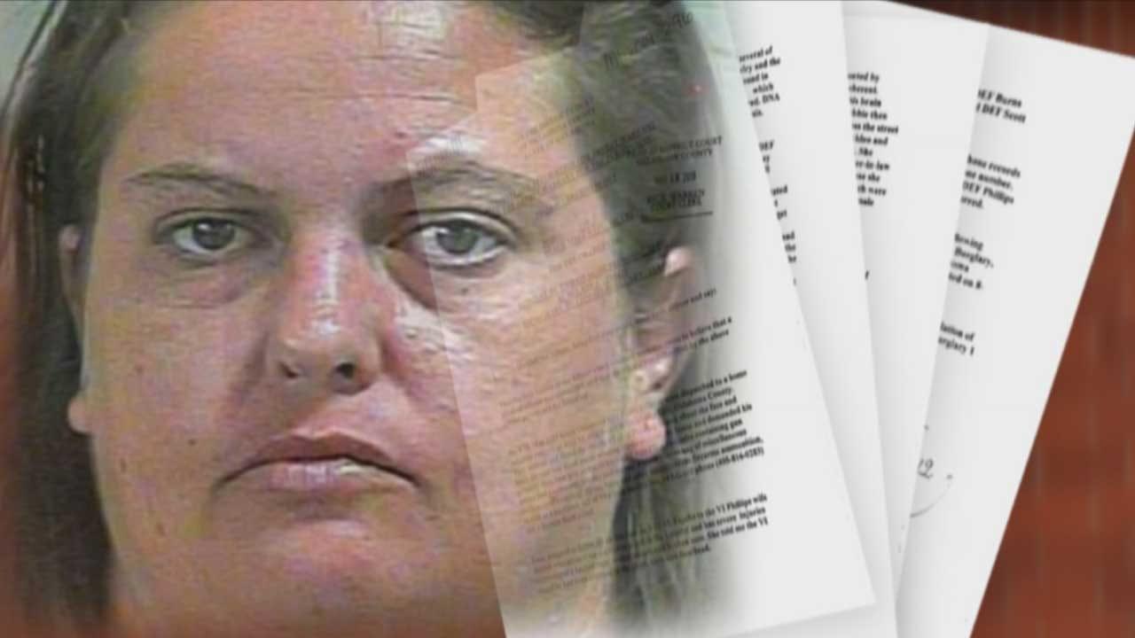 OKC Home Invasion Victim's Daughter-In-Law Admits To Involvement In Violent Crime