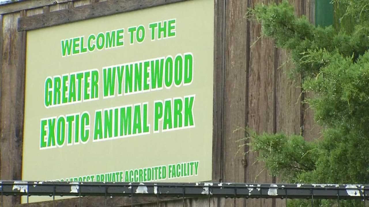 Former Animal Park Employee Testifies In Day 4 Of Joe Exotic Trial