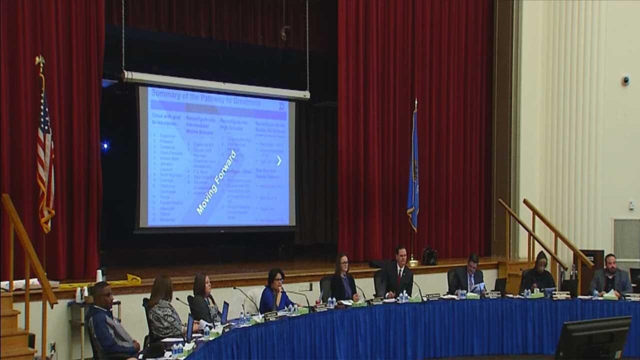 School Board Approves Plan To Close, Reconfigure 15 OKC Schools