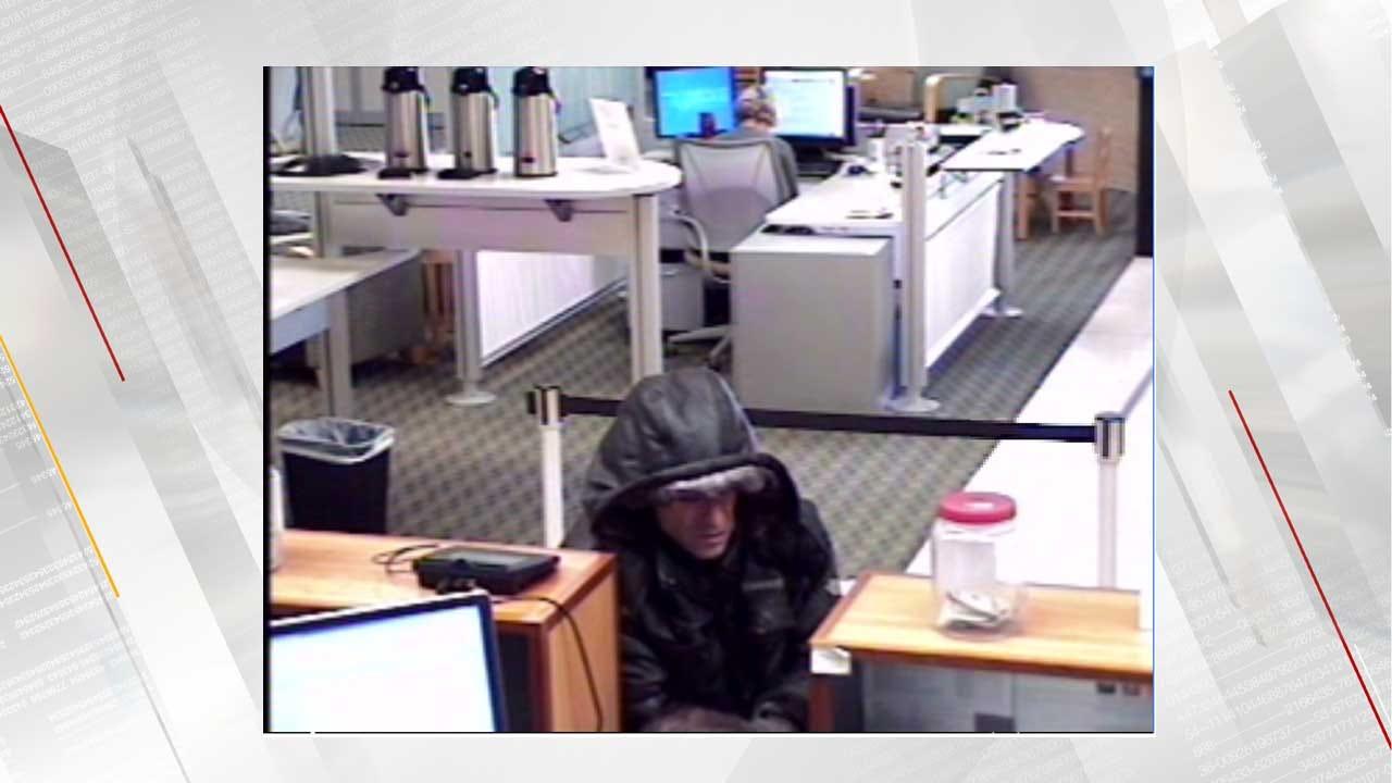 FBI Seeking Information On Bank Robbery In SW OKC