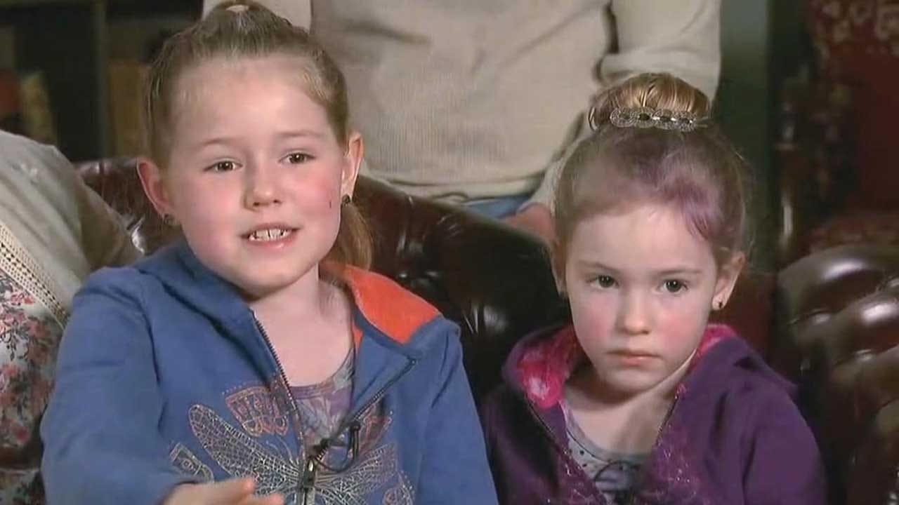 Missing California Girls Describe Surviving 2 Days In Wilderness