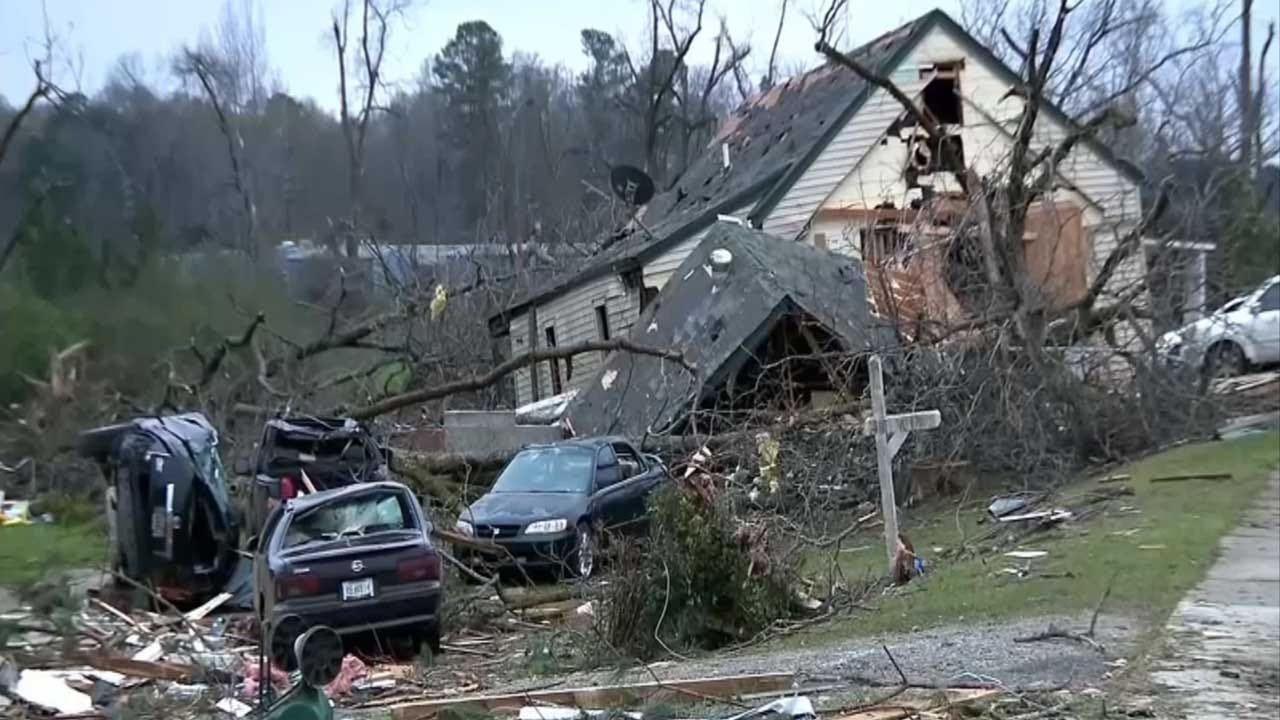 Tornadoes In Southeast Proven More Deadly Than In Oklahoma