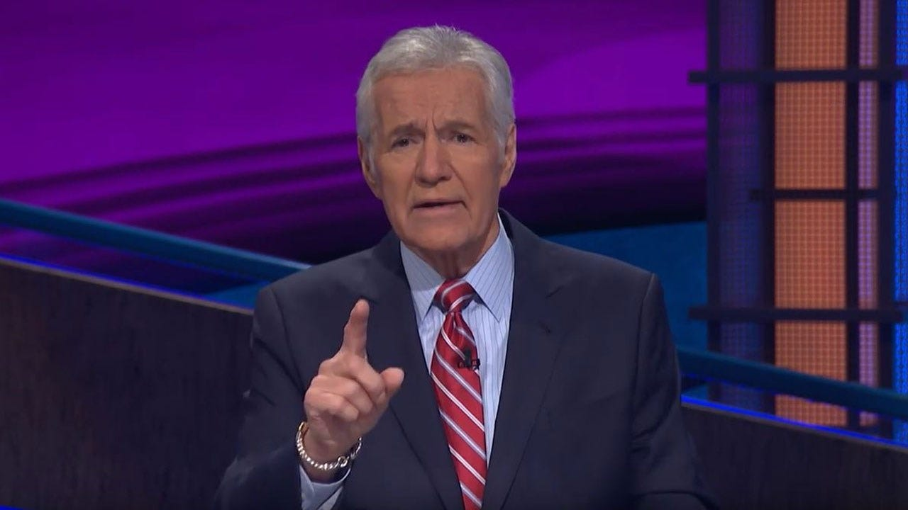 Alex Trebek Says He Is Undergoing Chemotherapy Again After 'Numbers Went Sky High'