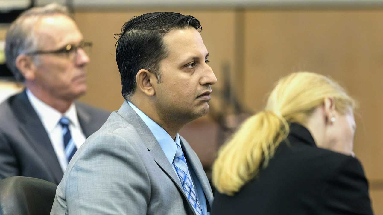 Fired Florida Officer Found Guilty In Fatal Shooting Of Black Motorist
