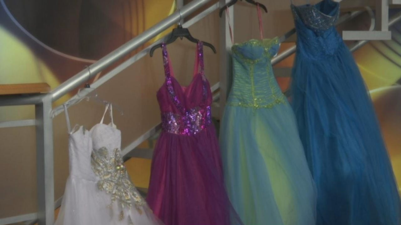 5th Annual 'Say Yes To The Prom Dress' Still Taking Donations And Registrations