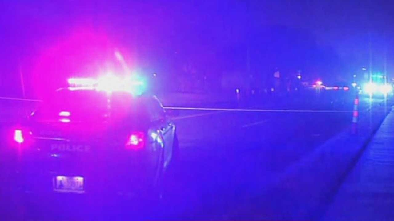 OCPD: 1 Dead After Being Struck By Vehicle In NW OKC