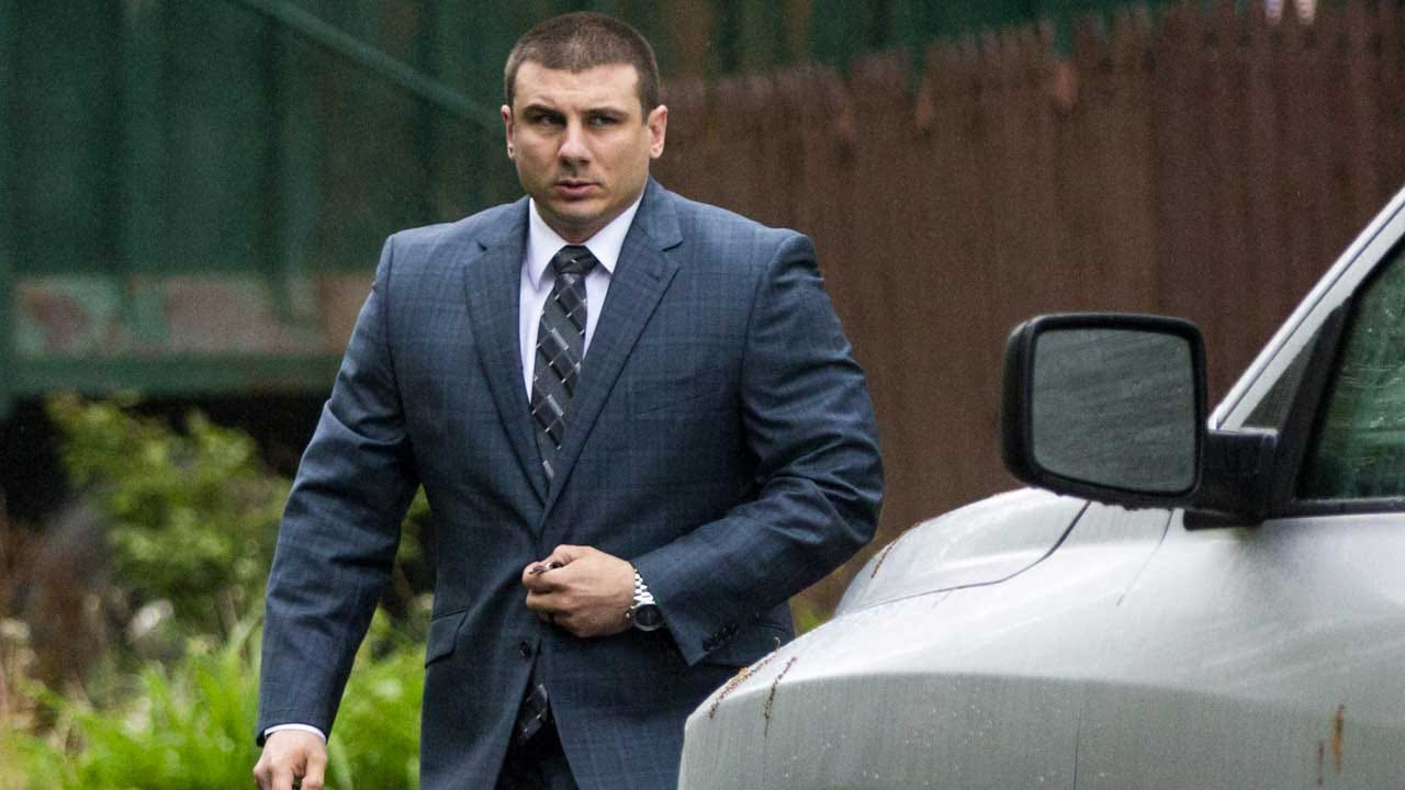 NYPD Judge Recommends Firing Officer Over Eric Garner's Chokehold Death