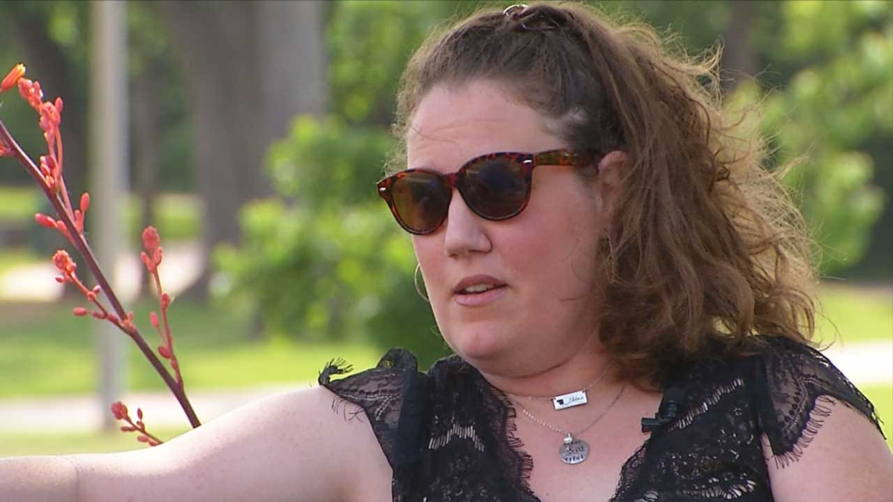 Moore Tornado Survivor Continues To Help Others As She Heals