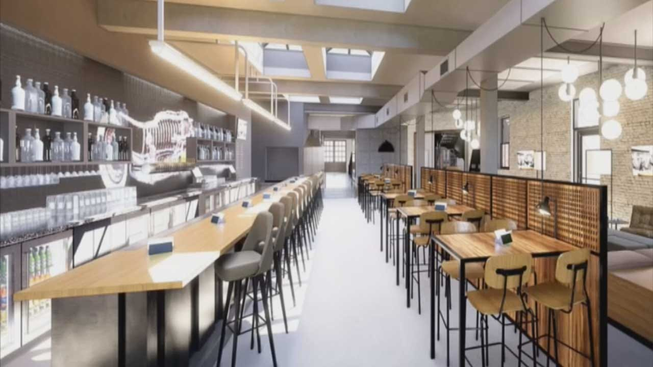 New Food Hall Set To Open This Summer In OKC