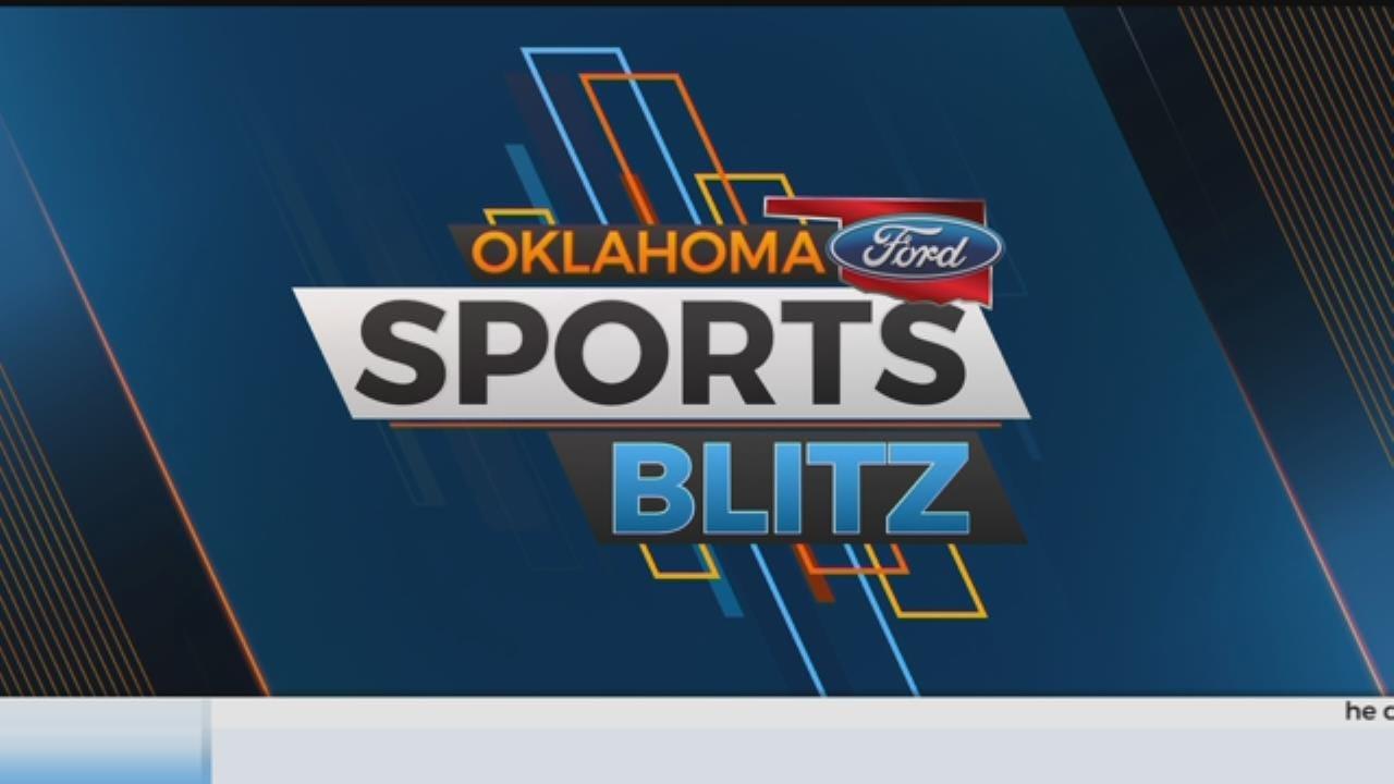 Oklahoma Ford Sports Blitz May 26