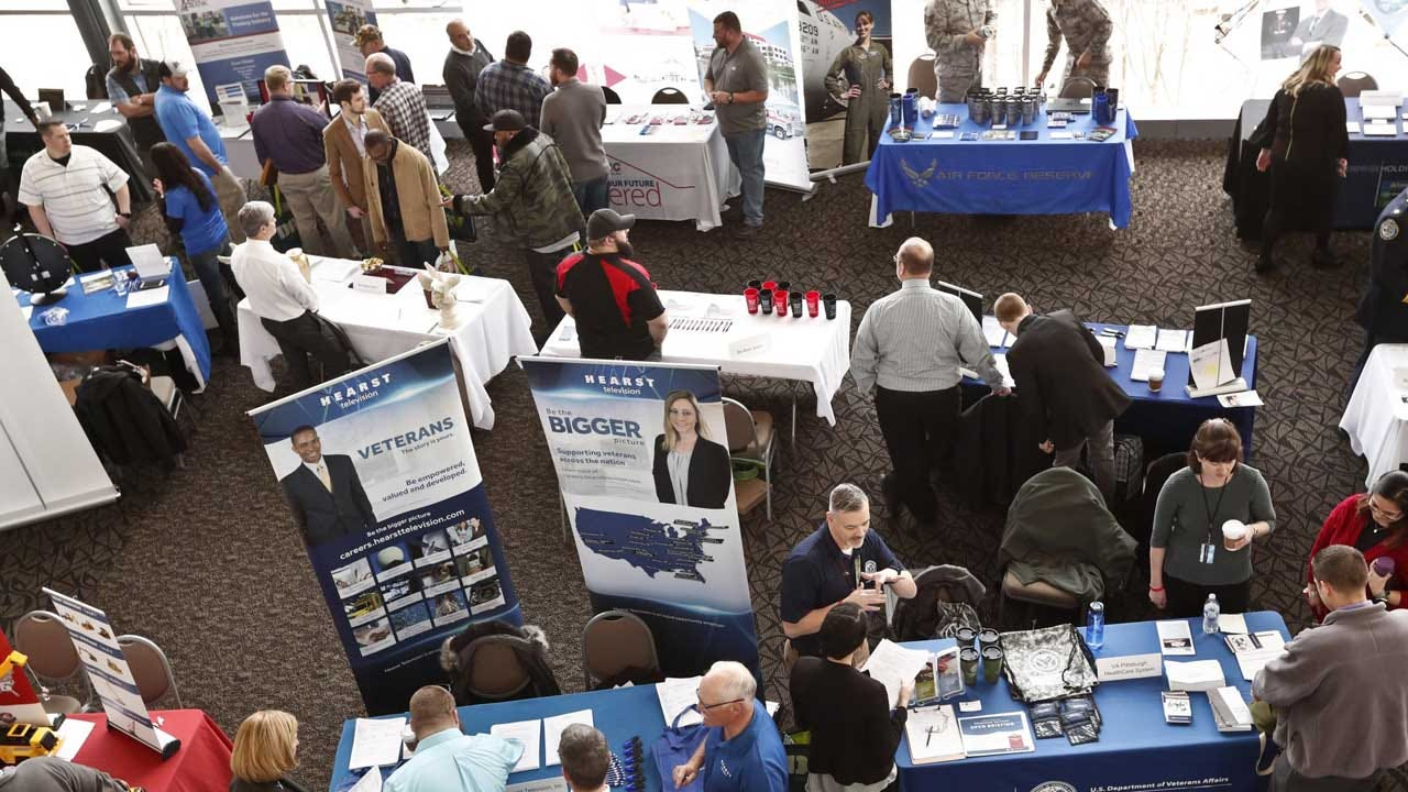 OKC Mayor's Veteran Support Coalition To Host Resource Fairs For Veterans