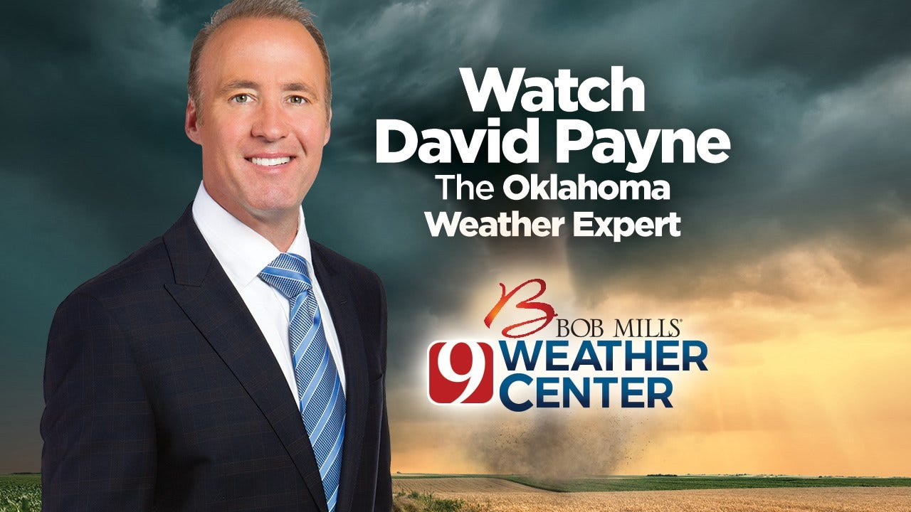 News 9 Debuts Bob Mills Weather Center