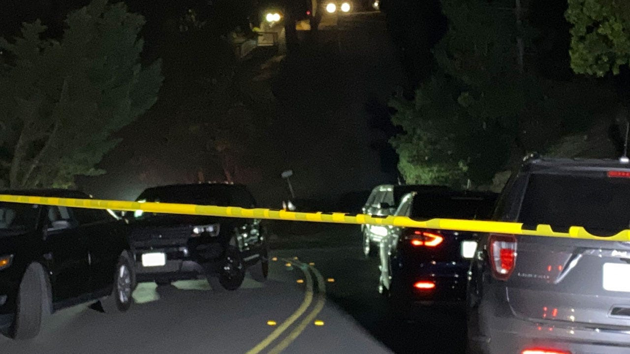 4 Killed In Mass Shooting At Halloween Party In Northern California