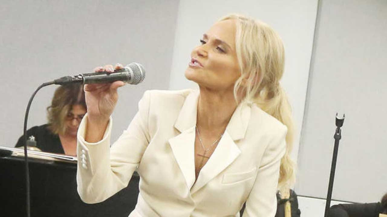 Kristin Chenoweth On 'Wicked,' Her New Broadway Show, Writing A Musical About Her Life