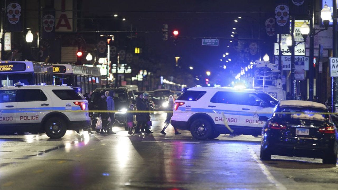 Trick-Or-Treater, 7, Critically Injured In Chicago Shooting