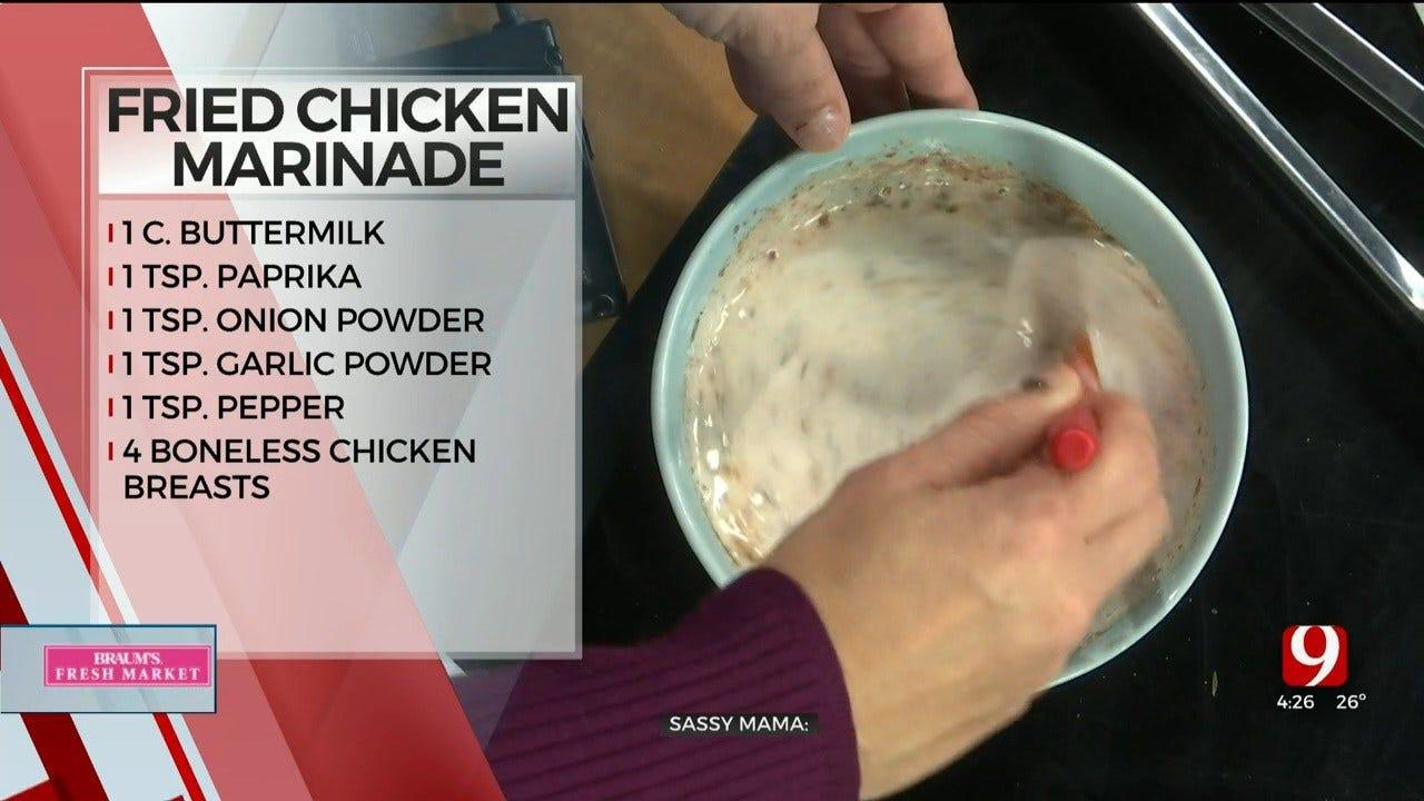 Basic Fried Chicken Marinade