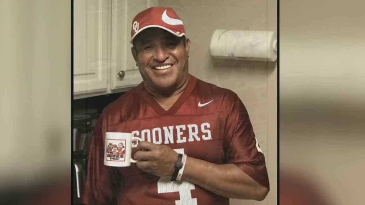 Family Seeks Public's Help After Man Loses Wallet, Green Card At OU Football Game