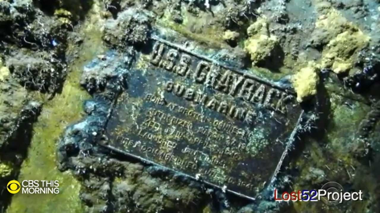 USS Grayback, US Submarine Missing For 75 Years, Found Off Okinawa, Japan