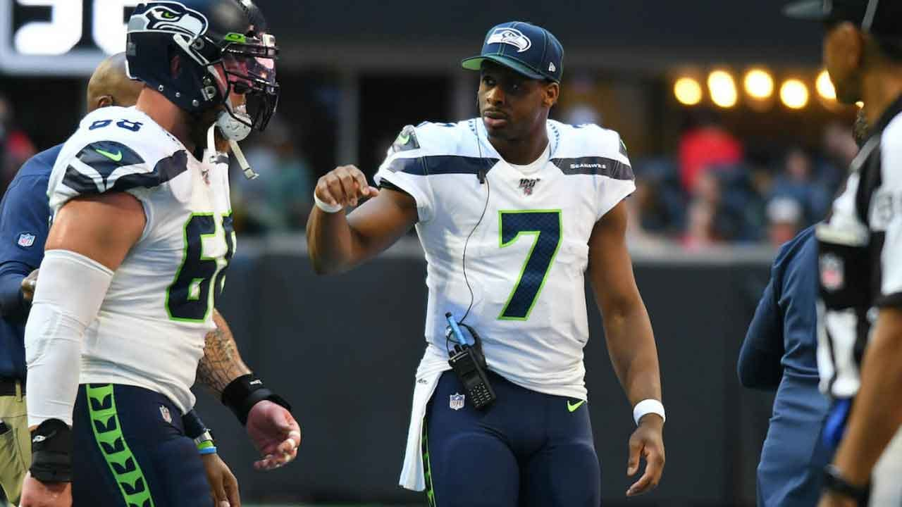 Heads Or Tails? Geno Smith Calling The Coin Toss In The Seahawks' Overtime Win Is The New Laurel Or Yanny