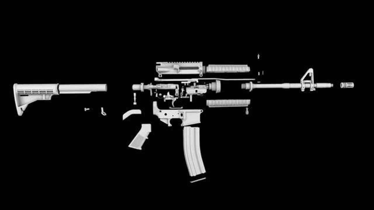 Online Blueprints For 3D-Printed Guns Ruled Illegal