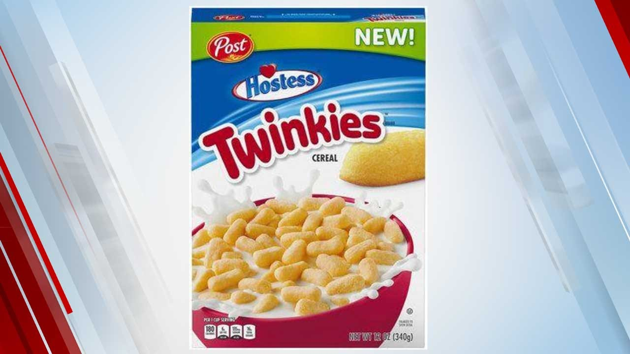 Twinkies For Breakfast? Snack Cake In Cereal Form Coming To Groceries Nationwide