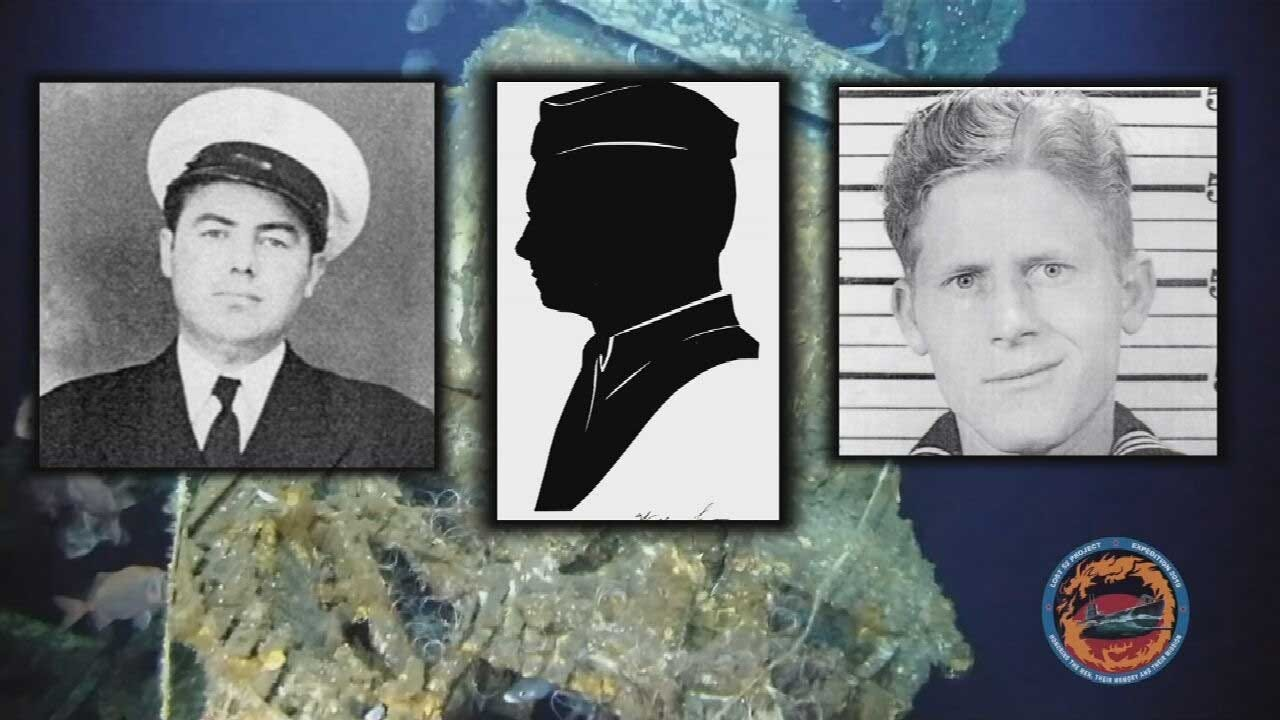 U.S. Navy WWII Submarine Missing For 75 Years Is Discovered; 3 Oklahomans Among Service Members Onboard