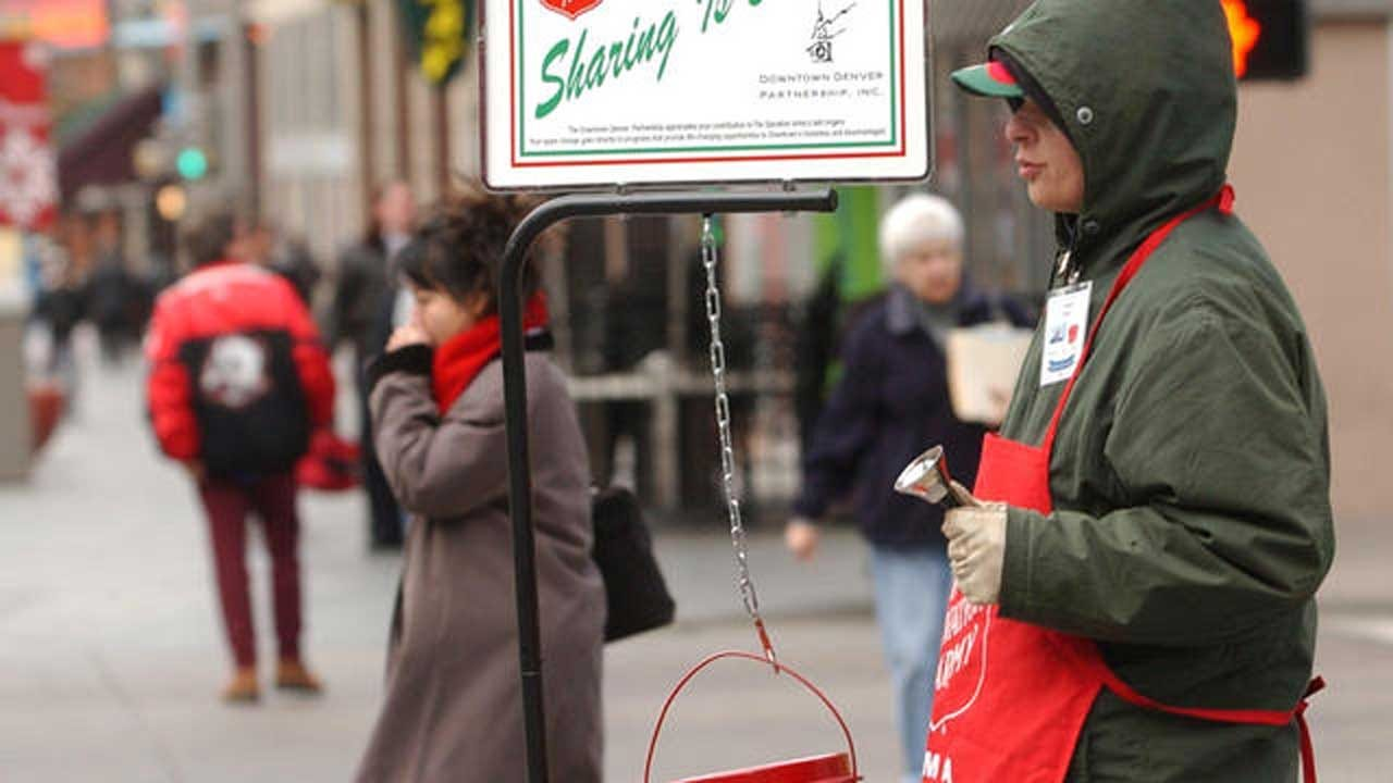 Salvation Army To Debut Cashless 'Kettle Pay' Donation Option