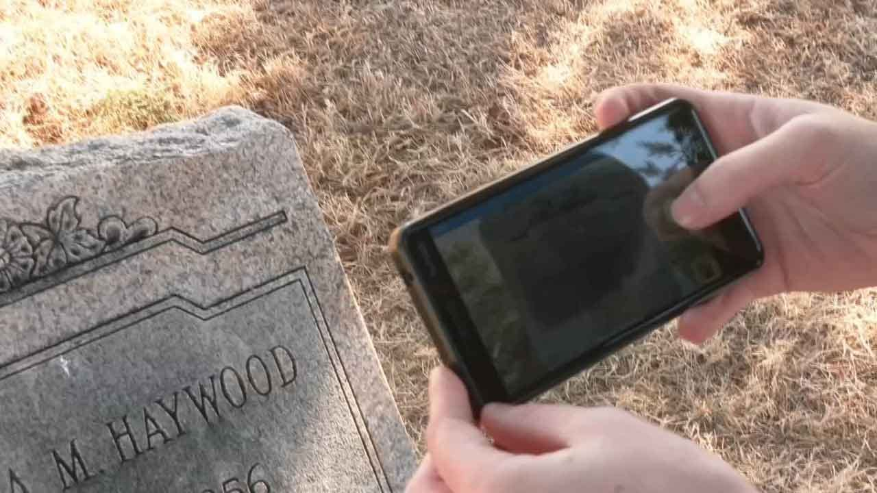 'Save A Cemetery' Project Works To Digitize Gravestones