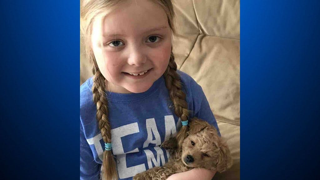 8-Year-Old Emma Mertens Of 'Emma Loves Dogs' Loses Battle With Inoperable Brain Tumor