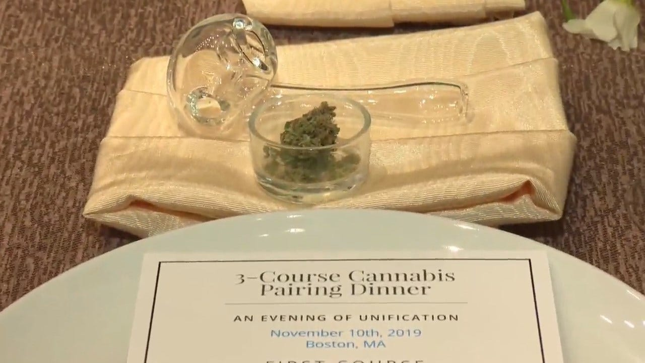 Latest Wedding Trend Buds As Cannabis Becomes Legal In More States