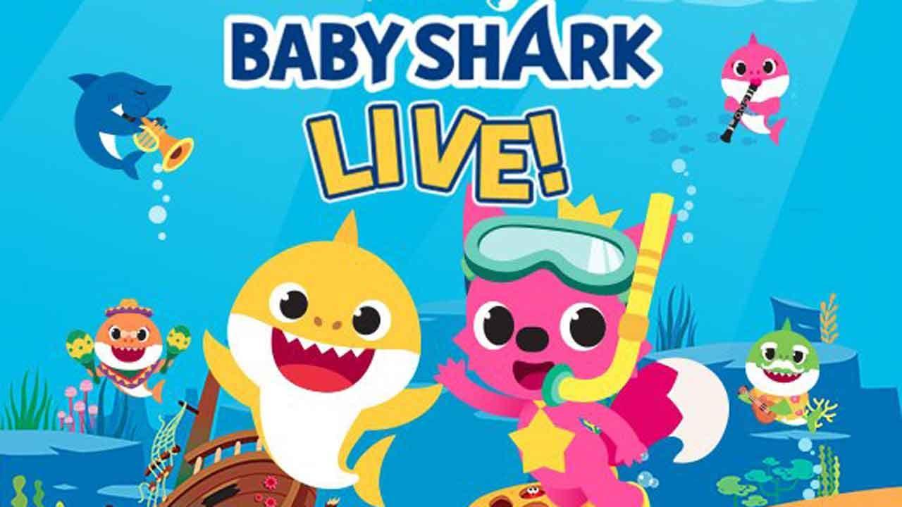 'Baby Shark Live' Coming To Oklahoma, Doo Doo Doo Doo Doo Doo In 2020