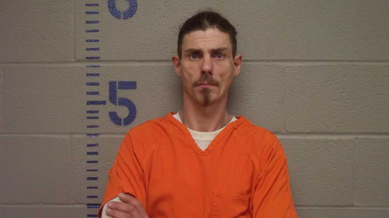 Guthrie Man Accused Of Arson After Barrel Fire Sparks Wildfire, Destroying Property
