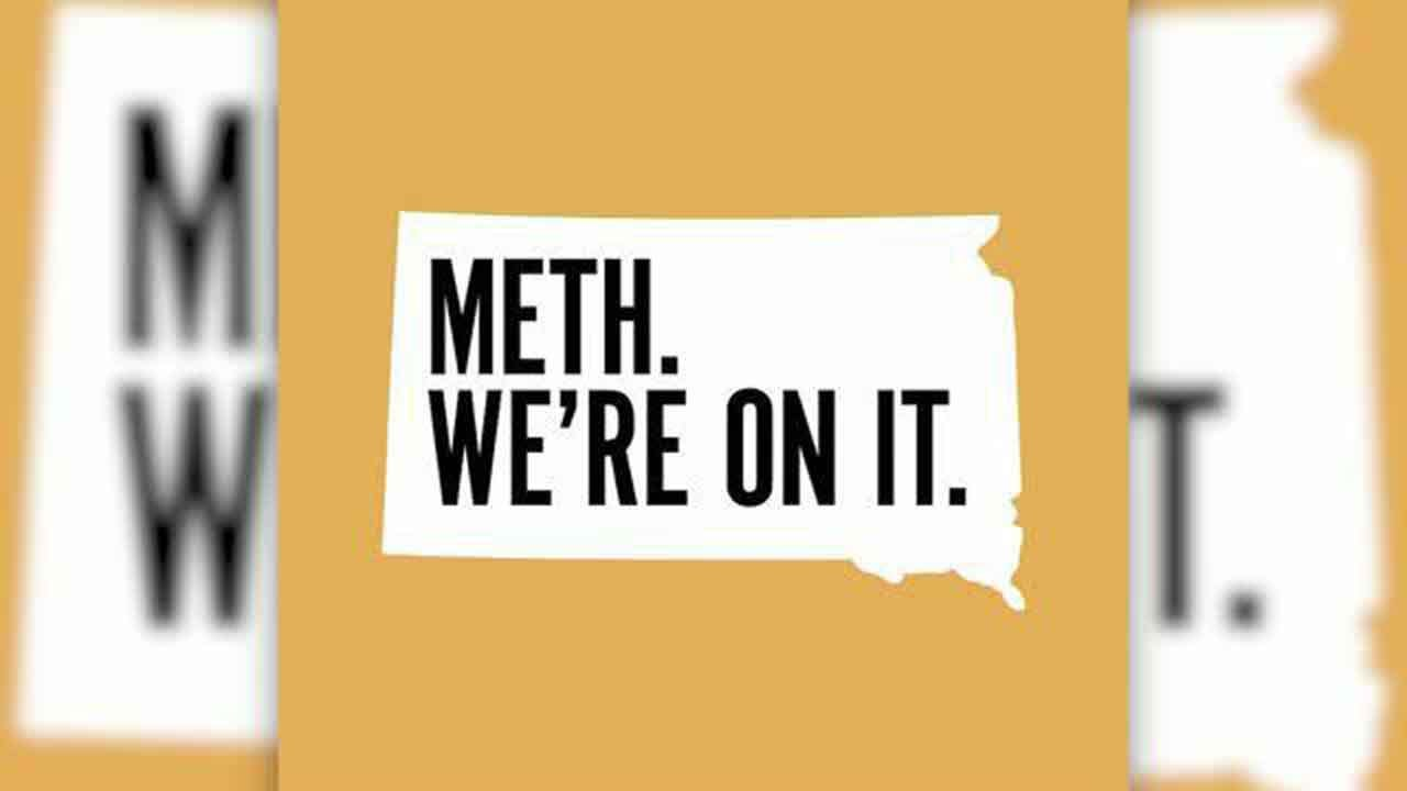 South Dakota's Governor Defends 'Meth. We're On It' Campaign