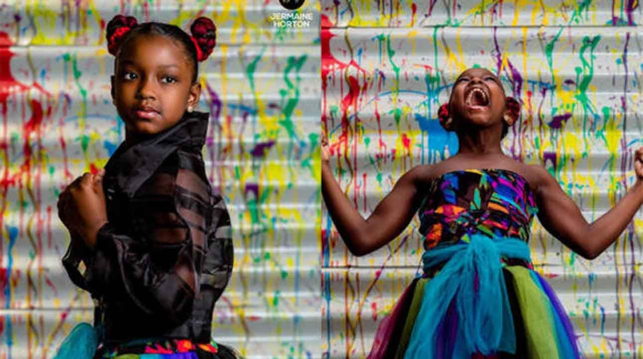 8-Year-Old Girl Who Was Denied School Photo Gets Empowering Photoshoot