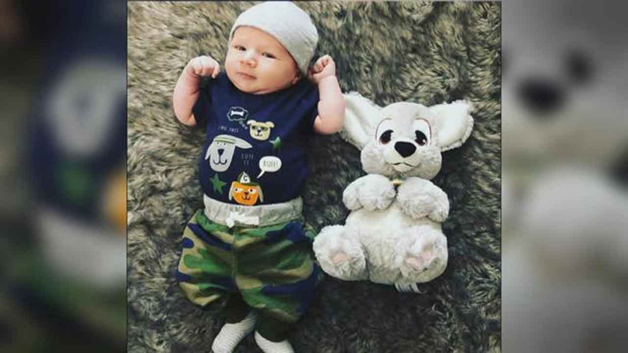 'Win A Baby' Radio Contest Leads To New Son For Florida Couple
