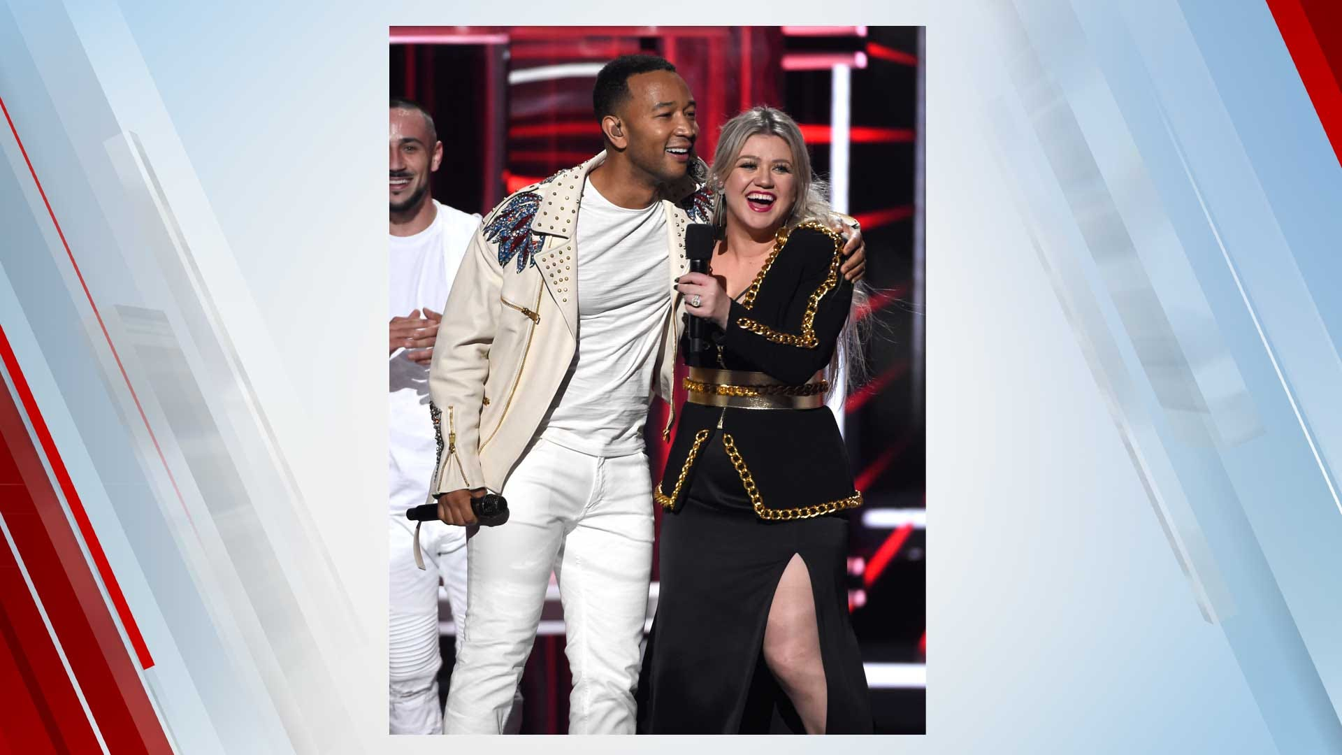 Kelly Clarkson Jokes That She & John Legend 'Ruined Christmas' With Their 'Baby, It's Cold Outside' Remake