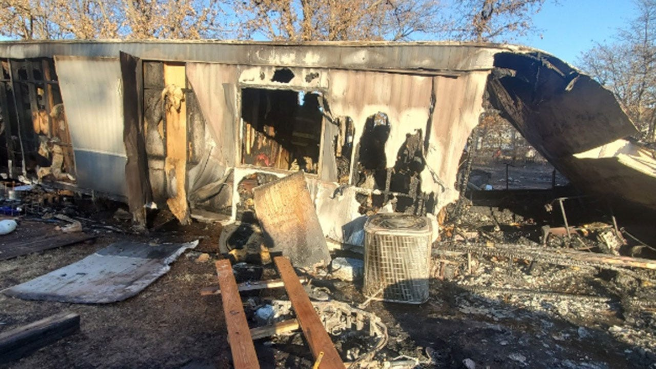 OKC Family Asks For Help After Home Lost To Fire 2 Weeks Past Moving In