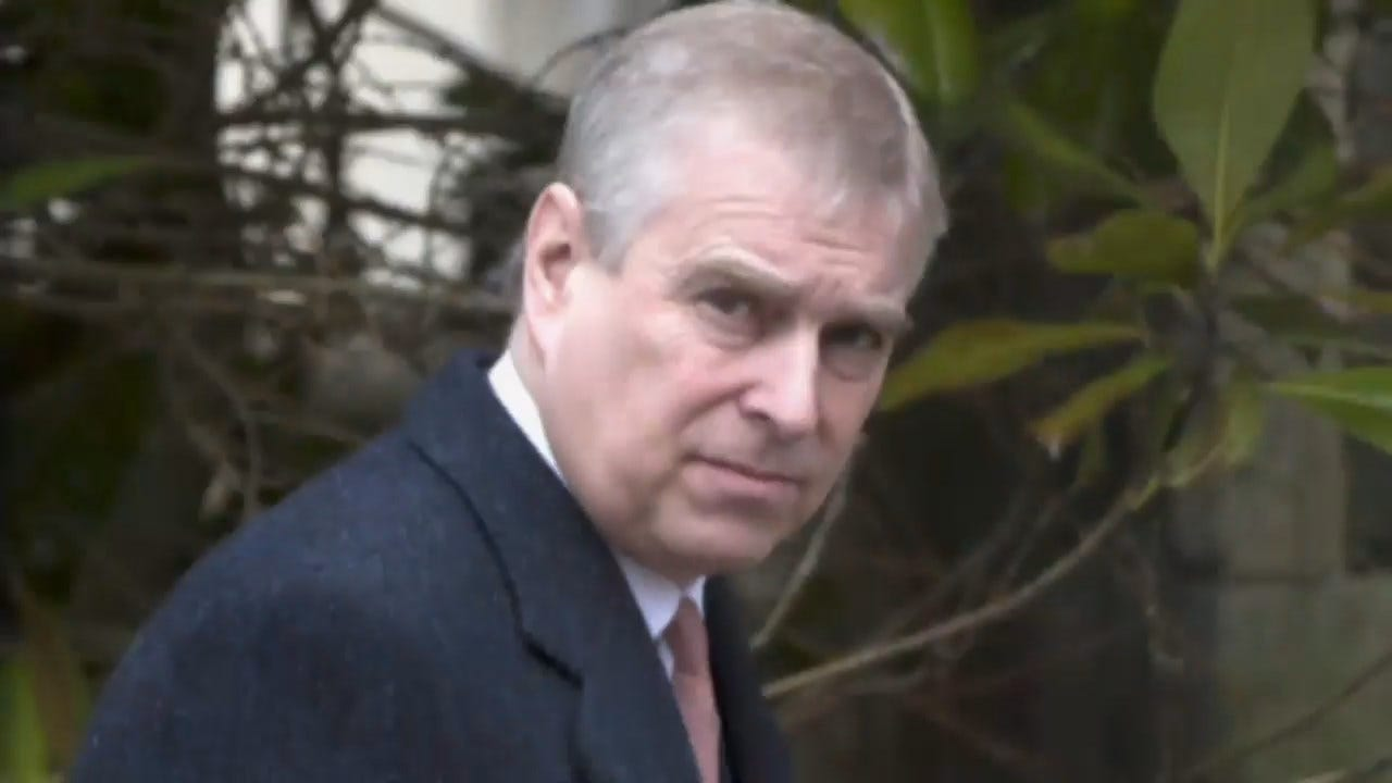 US Formally Asks British Authorities To Grill Prince Andrew In Epstein Sex Trafficking Case