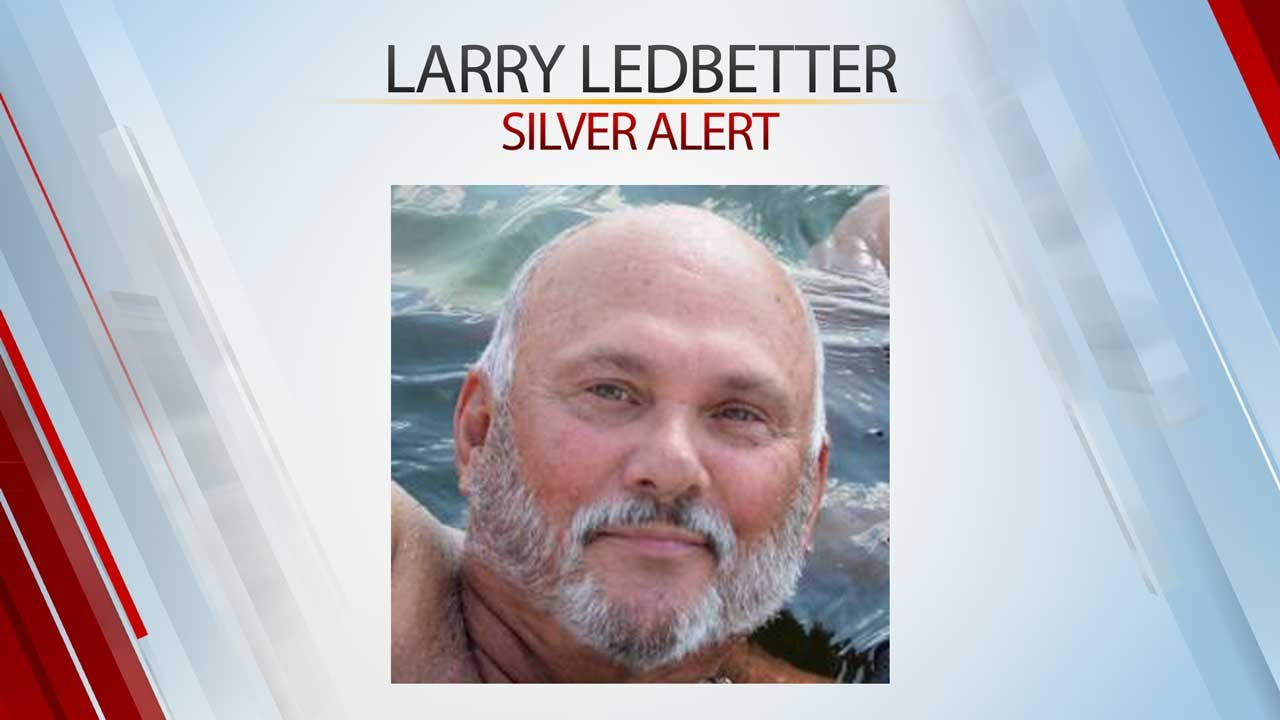 Silver Alert Issued For Dill City Man