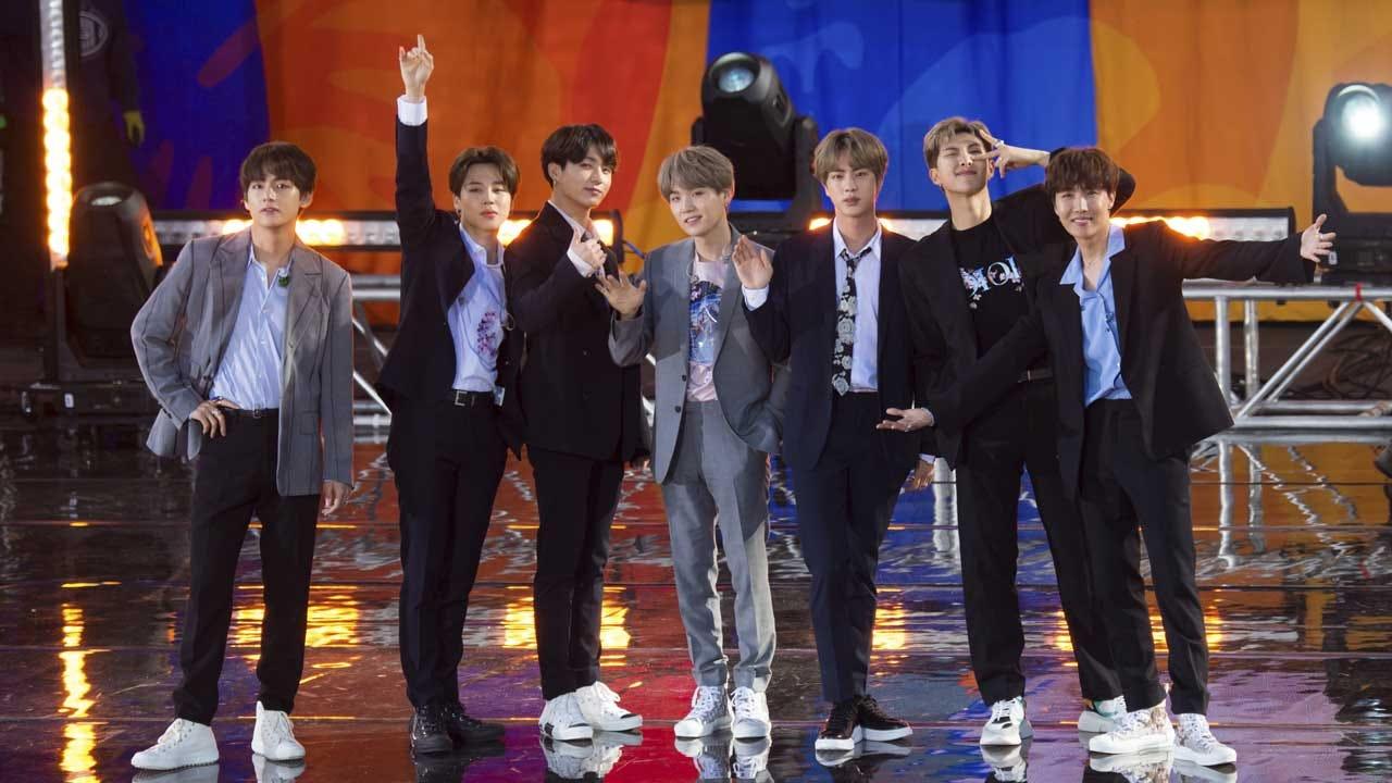 South Korean Boy Band BTS Won't Get A Pass On Mandatory Military Service