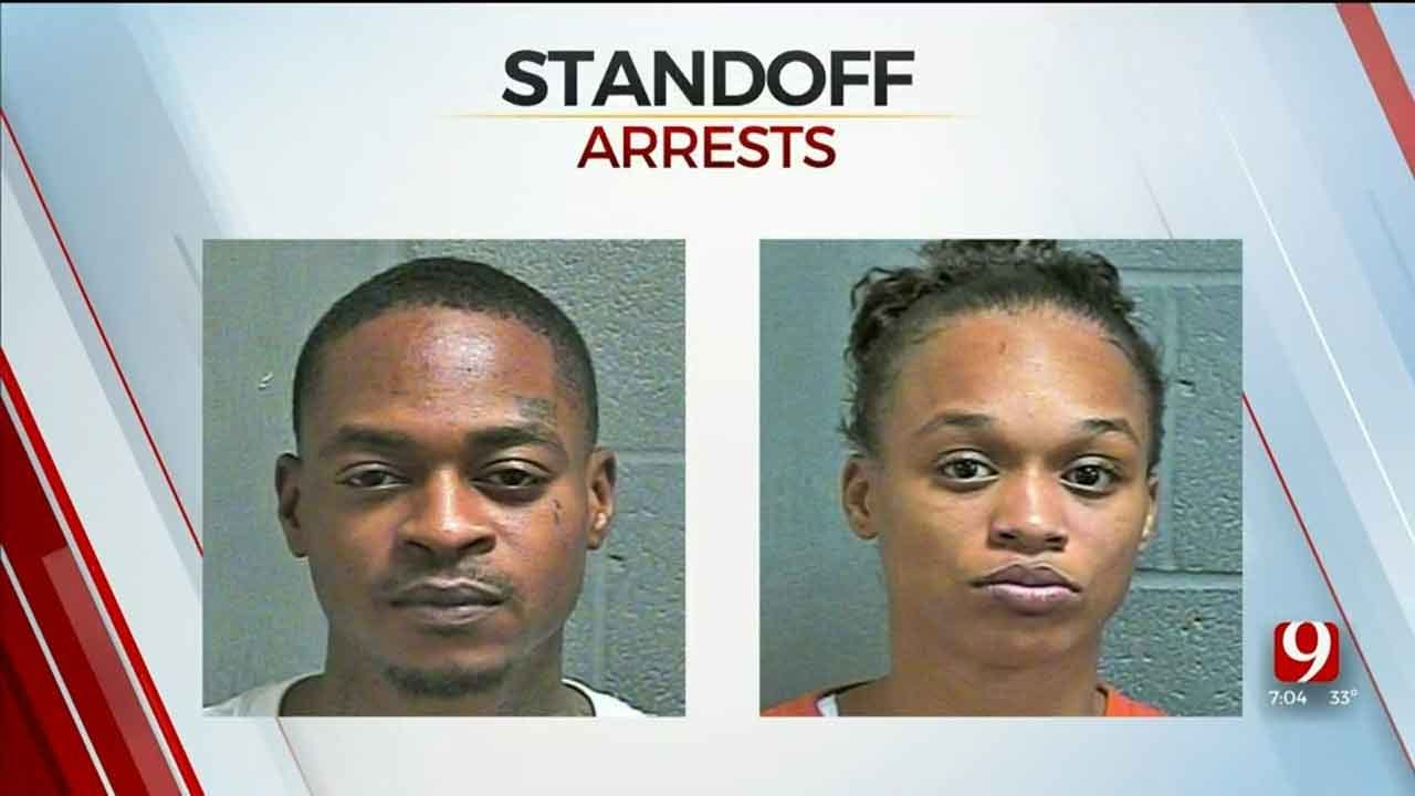 Police Identify Suspects In Woodspring Suites Standoff