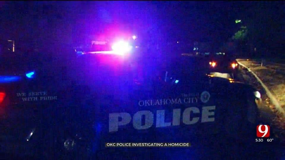 Police Investigate Homicide At Northwest OKC Apt. Complex