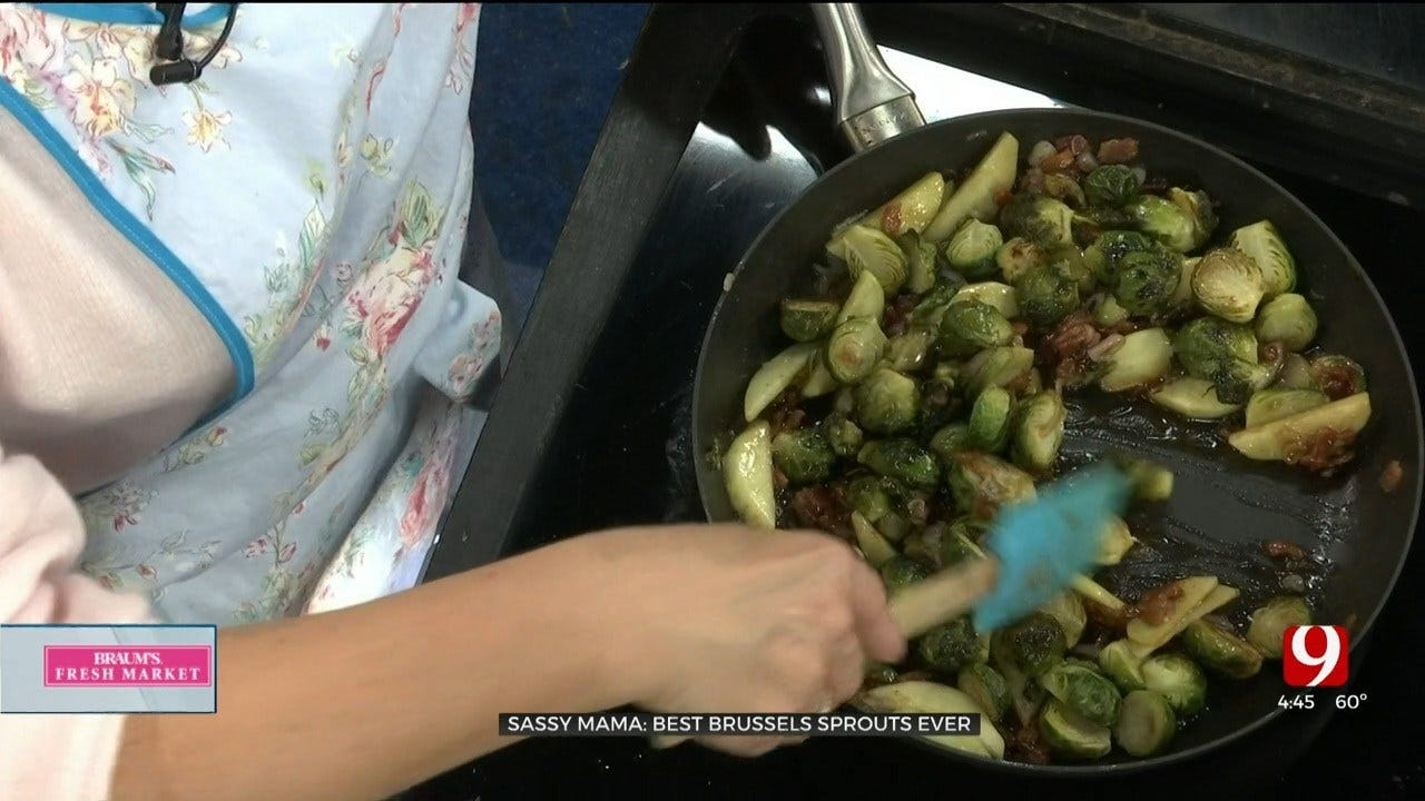 Best Brussels Sprouts Ever