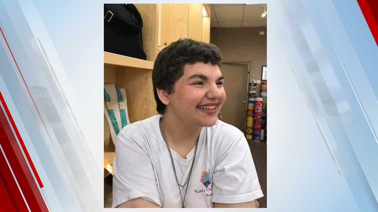 OKC Police Searching For Missing 18-Year-Old With Special Needs