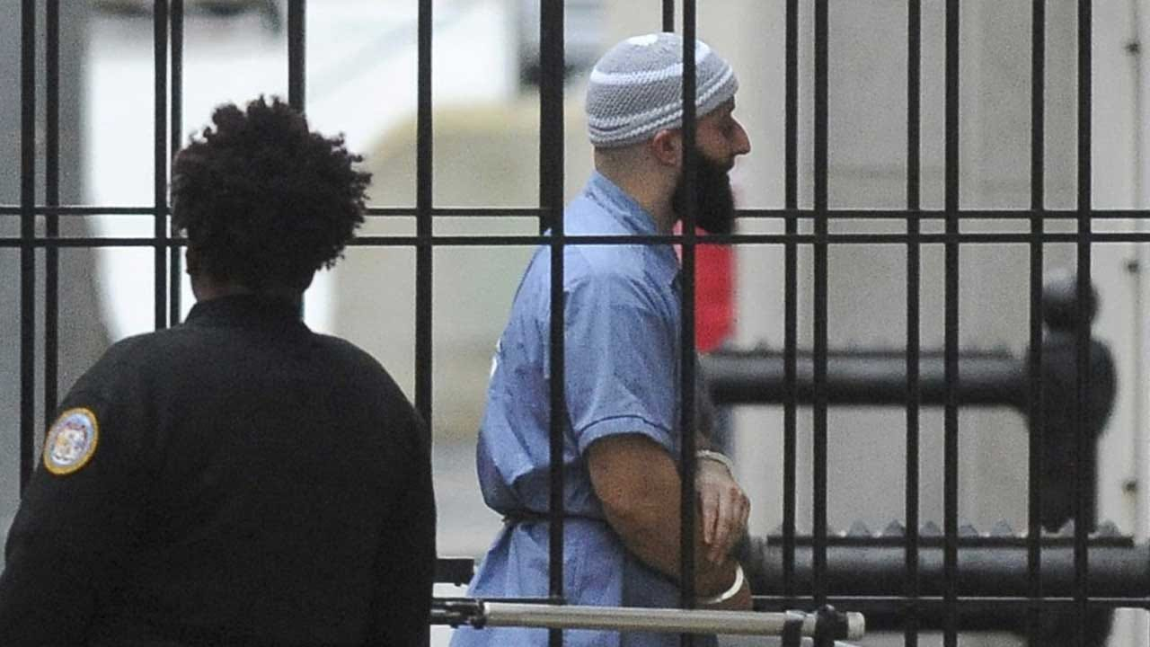 Supreme Court Rejects Appeal From Adnan Syed, Who Was Featured In 'Serial' Podcast