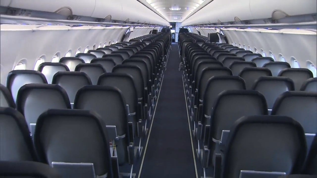 FAA Tests Plane Seat Size Safety, But Some Call Experiments 'A Sham'